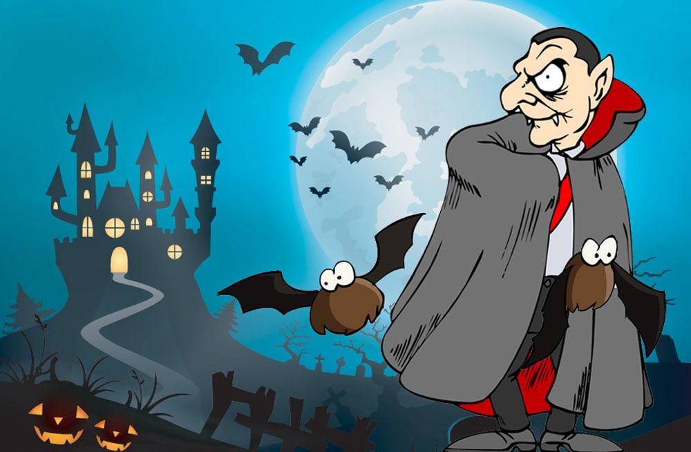 halloweenlekar