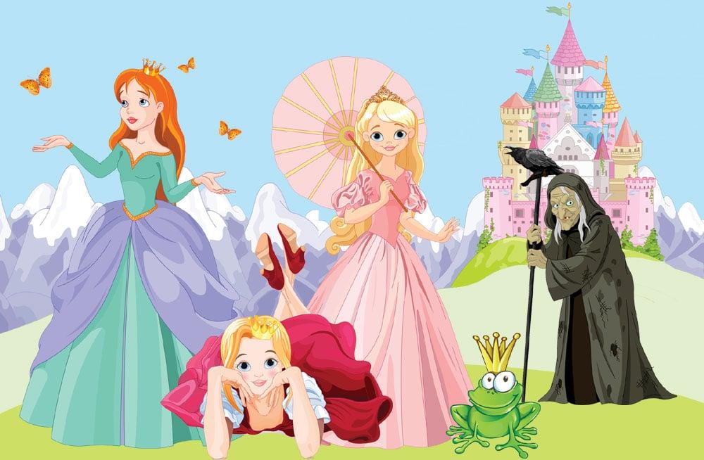 prinsesskalas 5 år