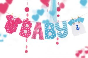 babyshower lekar
