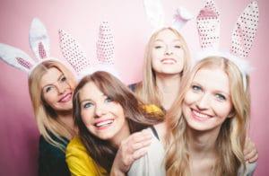 festlek påsk