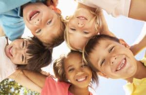 skattjakt för barn