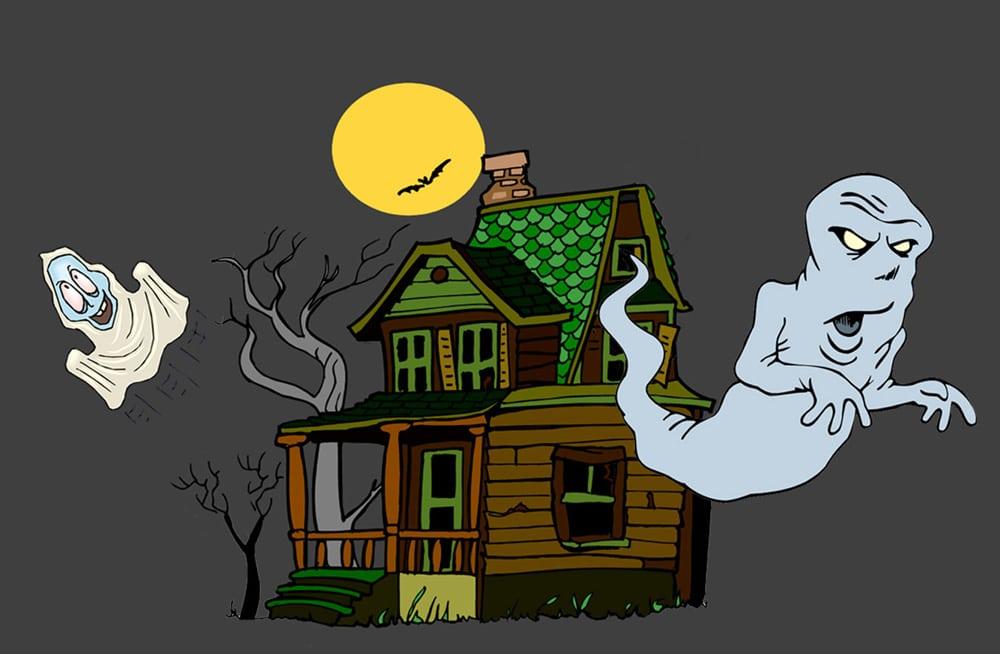 lekar halloween små barn